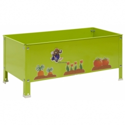 KIT SIMONGARDEN URBAN KID 410x900x400 VERDE-100l