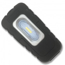 Linterna LED recargable 250/120 Lumenes