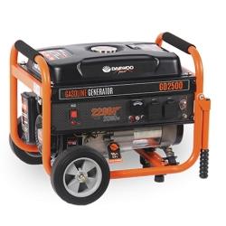 Generador 2.900W. DAEWOO GD2500