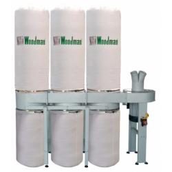 Aspirador Woodmann 5,5 Hp. DE-550/3