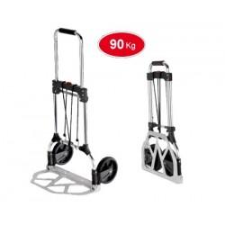Carretilla Plegable Aluminio 90 Kg.