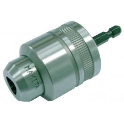 Portabrocas Automático HEX.1/4 de 1,5 a 10 mm.