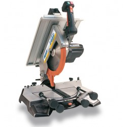 Ingletadora Virutex TM233W . Aluminio+PVC+Madera