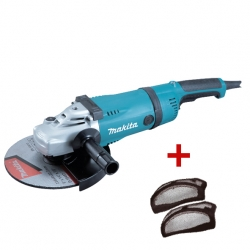 Amoladora Makita 2.400W  Ø230 mm.