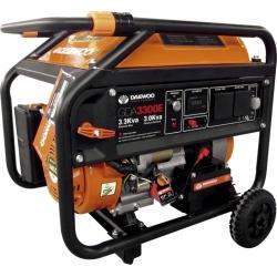 Generador 2.800W. DAEWOO GDA 3300E