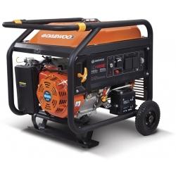 Generador 6.500W. DAEWOO GDA 7500E