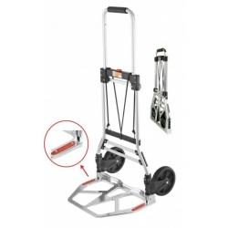 Carretilla Plegable Aluminio 90 Kg.Base XL