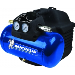 Compresor Michelín 6l. 1,5Hp. MBL6/1100