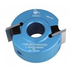 Cabezal de moldurar 40 x eje 30/50 mm.