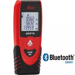 Medidor Laser Leica DISTO D1 Bluetooth®