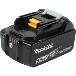 Batería Litio-Ion 18V 5,0Ah BL1850B