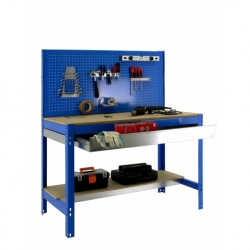 KIT SIMONWORK BT2 BOX 900 AZUL/MADERA