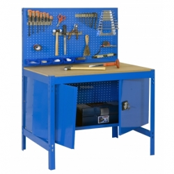 KIT SIMONWORK BT2 LOCKER 1200 AZUL/MADERA