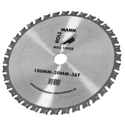 Disco HM 180/20/36T Metal