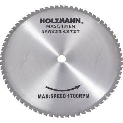 Disco HM 355/25,4/72Z Metal
