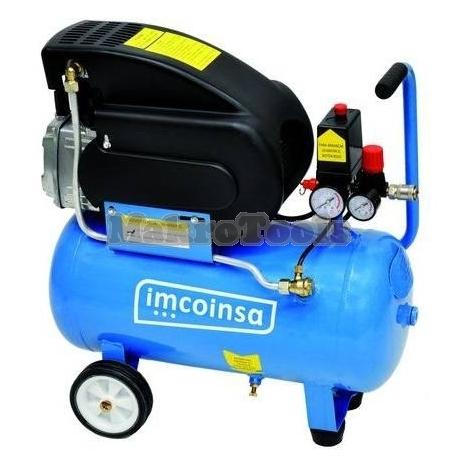 Compresor Imcoinsa 25L. 2HP