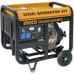 Generador INGCO GDE50003 Diesel