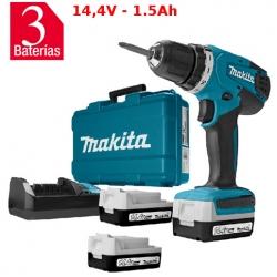 Taladro Atornillador Makita DF347DWE3