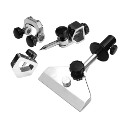 Dispositivo de Sujeción para Afilado Cuchillos y Herramientas de Talla y Torno