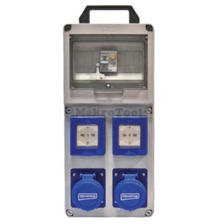 Cuadro Eléctrico Termoplastis 230V / 16AMP 2G62
