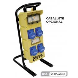 Cuadro Eléctrico Termoplastis 230V / 16AMP 2G01