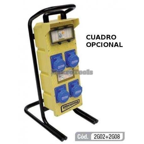 Cuadro Eléctrico Termoplastis 230V / 16AMP 2G08