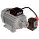 Motor Hormigonera 230V. 2HP. 1.450 r.p.m. Con Interruptor Cortacorriente C.E Incorporado