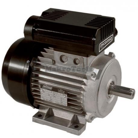 Motor Para Compresor 230V. 3HP. 2.800 r.p.m. Ø Eje 19 mm.