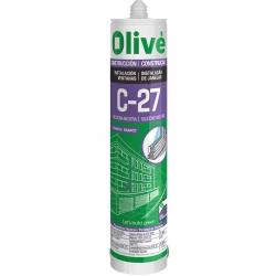 Silicona Neutra OLIVÉ C-27