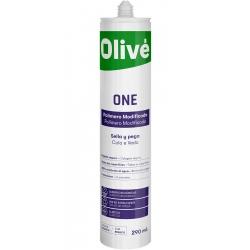 Adhesivo y Sellante Polímero OLIVÉ ONE