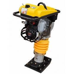Pisón de Compactación 70Kg. Motor HONDA GXR120 15 KN