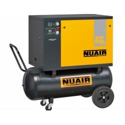 Compresor insonorizado 65 db(A) 3Hp. 100l. Nuair Airsil 1 B2800/3M/100C