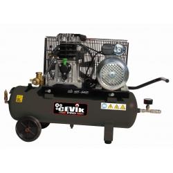 Compresor Especial Gotelé 25L 3HP CA-AB25/3MGT