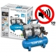 Compresor silencioso SILTEK Airum 59 dB