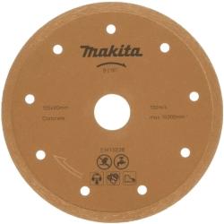 Disco de Diamante Especial Vidrio y Materiales Duros 125mm