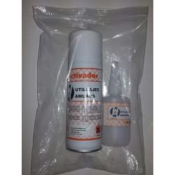 Pack de Cianoacrilato 50 ml. + Activador 200 ml.