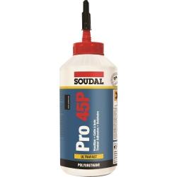 Cola de Poliuretano Soudal Pro 45P