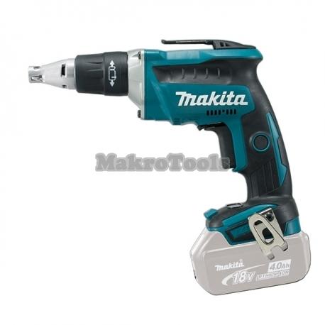 Atornillador Makita 18 V. Sin Baterías